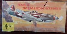 Heller 1:72 Yak 3 Normandie - Nemen Model Plane Kit
