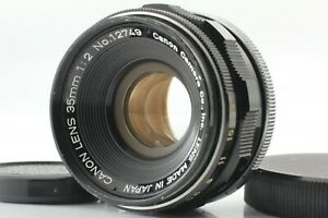 【Excellent+++++】 Canon 35mm f2 L39 Leica Screw Mount LTM from Japan #336