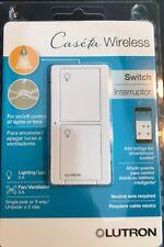 Lutron Caseta Wireless Multi-Location In-Wall Neutral Switch. 5Amp.