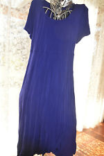 ***NEW  *** CRUSH STRETCH DRESS ** FAYE BROWN *** NEW WITH TAGS RRP $129