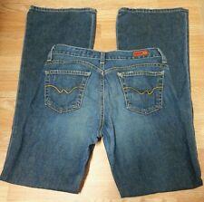 AG Adriano Goldschmied The Legend Flare Denim Jeans Size 28 Regular Blue