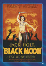 Black Moon [New DVD] Manufactured On Demand, Black & White
