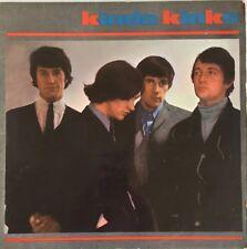 THE KINKS KINDA KINKS LP PYE UK 1965 FIRST A1/B1 MATRIX PRESSING ORIGINAL MONO