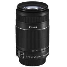 Canon EF-S 55-250 mm F/4.0-5.6 II IS Zoom Objektiv für eos slr kameras