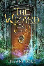 Very Good, The Wizard Test, Hilari Bell, Book