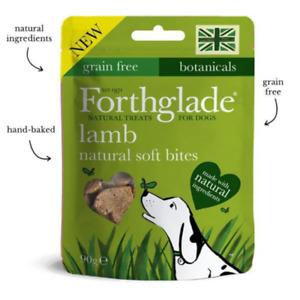 Forthglade Lamb Natural Soft Bites Dog Treats 90g