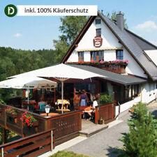 Erzgebirge 3 Tage Pobershau Kurzreise Gaststätte Pension Waldeck Gutschein