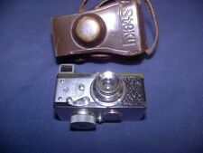 STEKY 16mm MINI SPY CAMERA ALL ORIGINAL *VINTAGE* STEKINAR SPYCAM *MINT*