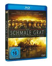 Der schmale Grat [Blu-ray/NEU/OVP] George Clooney, Sean Penn von Terrence Malick