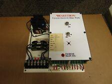 ELECTRIAL SOUTH BRAKETRON 3 PH DYNAMIC ELECTRONIC MOTOR BRAKE B3410 460V 10HP