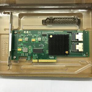 NEW IT Mode LSI 9211-8i SAS SATA 8-port PCI-E RAID Controller Card Free shipping