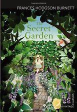 The Secret Garden (Vintage Children's Classics) By Frances Hodgson Burnett
