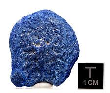 RARE AZURITE SUN Malachite Crystal Mineral Specimen Concretion Matrix AUSTRALIA