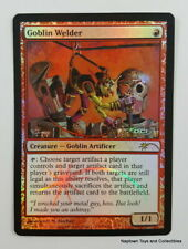 Foil Goblin Welder DCI Judge Promo NM MTG Magic the Gathering
