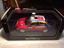 SLOT CAR 132 AUTOART CITROEN XSARA WRC 2005