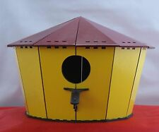 Round Bird House Kit