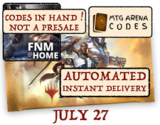 MTG Arena code card FNM / Midweek Magic Promo Pack JULY 27 - INSTANT MAIL - -