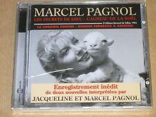 CD / MARCEL PAGNOL / LES SECRETS DE DIEU + L'AGNEAU DE LA NOEL / NEUF SOUS CELLO