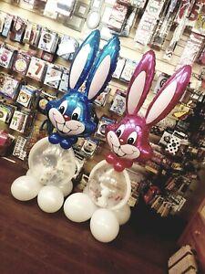 Easter bunny Balloon Arrival Departure Balloon *DIY* BALLOON KIT