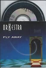 ORKESTRA - Fly away CD SINGLE 2TR CARDSLEEVE 1991 HOLLAND (E.L.O.) DINO