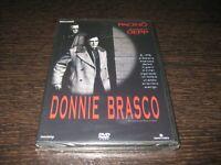 Donnie Brasco DVD Al Pacino Johnny Deep Scellé Neuf