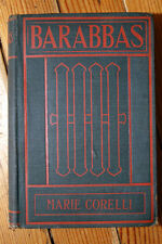 BARABBAS by MARIE CORELLI 1893 Special Limited Edition The American News Company