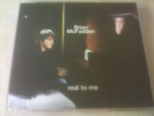 BRIAN MCFADDEN - REAL TO ME - 2 TRACK CD SINGLE - WESTLIFE