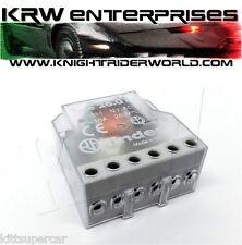 1982-92 PONTIAC FIREBIRD KNIGHT RIDER KITT K2000 KARR 2TV DASH ELECTRONICS RELAY