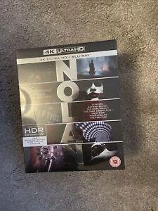 Nolan 4K Collection [Blu-ray] [2018] [DVD][Region 2]