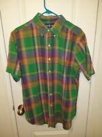 Polo Ralph Lauren Classic Fit Button up Size: L