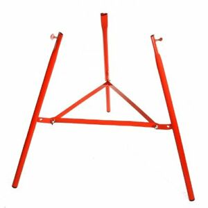 Garcima Red Reinforced Steel Stand for Paella Burner