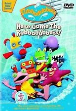 Children - Rubbadubbers - Here Come The Rubbadubbers (DVD, 2003) Animation NEW