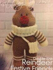Holiday/Christmas DK/Double Knit Seasonal Items Crocheting & Knitting Patterns