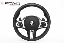 BMW G20 G21 Z4 G29 LENKRAD LEDER STEERING WHEEL LEATHER PADDLES  HEATING M-SPORT