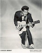 "Chuck Berry 10"" x 8"" Photograph no 4"