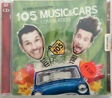 105 Music & Cars Compilation Alvin & DJ Giuseppe Cd New Sealed