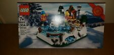 Brand New Sealed Lego Christmas Limited Edition Ice Skating Rink 40416