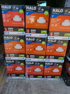 """Halo 4"""" Direct Mount LED Recessed Shower Rated Light ~ 3000K Dimmable"""