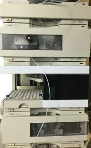 Agilent  HP 1100 Series System, G1313, G1311A, G1314, G1322A, tested working