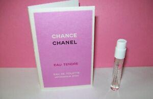 CHANEL CHANCE EAU TENDRE*********Eau de Toilette Sample NEW IN CARD