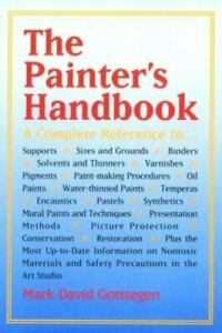 The Painter's Handbook by Mark David Gottsegen