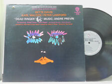Andre Previn LP Dead Ringer on WB soundtrack Bette Davis Karl Malden