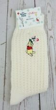 Cath Kidston x Disney Winnie The Pooh  Bed Socks  Cream Colour New with Tag