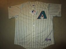 Arizona Diamondbacks 2001 MLB Majestic Premier Baseball Jersey XL NEW