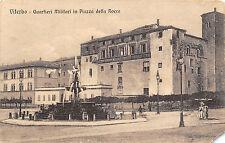 4715) VITERBO QUARTIERI MILITARI IN PIAZZA S. ROCCO.