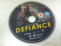 Defiance DVD R2 Film - DISC ONLY in Plastic Sleeve