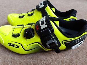 New: Sidi Kaos Road Shoes 42.5