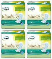 TENA Intimates Bladder Control Pads, Incontinence Pads Moderate, Pack of 4 20 ct