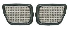 97-01 CRV CR-V Euro Clear Sidemarker Lights FRONT 98 99 PAIR