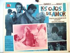 ¡ONLY AVAILABLE 24h.!/ Les yeux de l'amour/DANIELLE DARRIEUX/1959/OPTIONAL SET/5